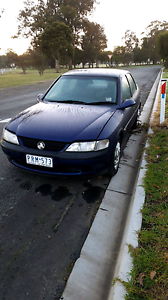 1999 holden vectra sedan 2.2l auto Bairnsdale East Gippsland Preview