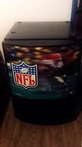 NFL fridge