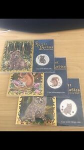Forest babies coin set Yanchep Wanneroo Area Preview