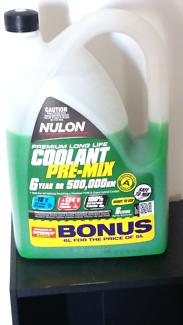 5L Nulon Coolant 6 year or 500,000km