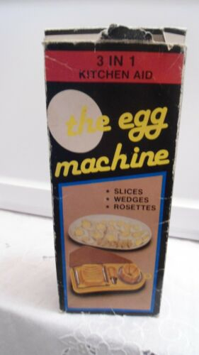 """The Egg Machine"" Vintage"