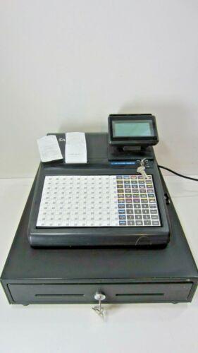 SAM4s SPS-320 Cash Register - Used, w/Keys