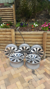 Ve caprice rims 5x suits ve/vf $150  Gosford Gosford Area Preview