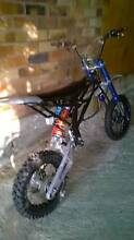 sell swap cheap mini bike 125cc with parts Crescent Head Kempsey Area Preview