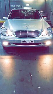 Mercedes Benz c200 cheap quick sale! Padstow Bankstown Area Preview