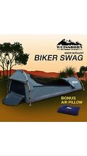 Weisshorn Biker Swag Camping Single Swags Tent Biking Deluxe Paddington Brisbane North West Preview