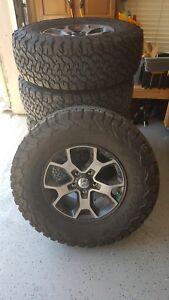 Jeep Rubicon Wheels & Tires