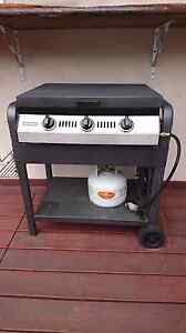 BBQ 3 burner with cover and bottle Mordialloc Kingston Area Preview