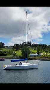 """2008 Mount Gay """"Rigged""""Racing yacht Lymington Huon Valley Preview"""