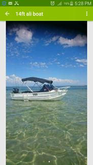 14ft Ali Boat