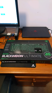 Brand New Razer BlackWidow Ultimate Gaming Keyboard