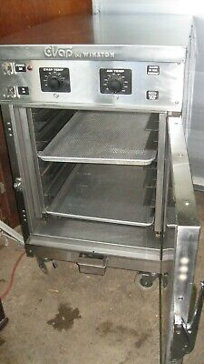 Winston Cb21 T01se Cvap Vapor Oven - Slow Cooking Steaming Heating Proofing