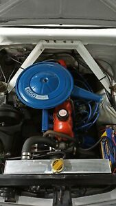 Pre 250 Crossflow With BW35 Gearbox Ford Falcon