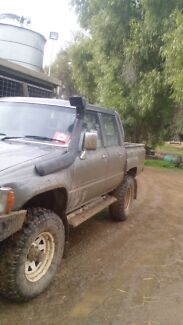 Hilux for swap Tongala Campaspe Area Preview