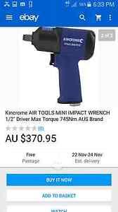 Kincrome mini impact wrench Frankston Frankston Area Preview