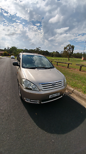 2002 Toyota Avensis ULTIMA Woodbine Campbelltown Area Preview