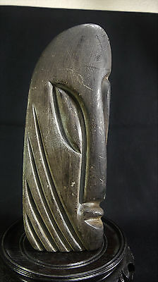 X-RARE Pacific Northwest Coast Antique Shaman Indian Spirit Guide Carving! AACA