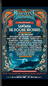 2 x 3 day Bluesfest tickets Katoomba Blue Mountains Preview