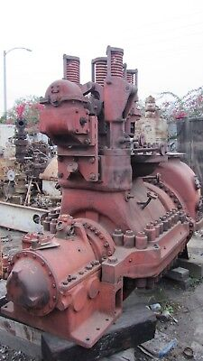 General Electric Steam Turbine 14500hp 5714rpm 525psig 825f 55.8psi Ex. 386f
