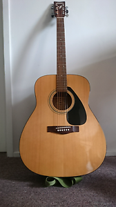Yamaha acoustic guitar Coburg Moreland Area Preview