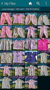Size 000 Winter Baby Clothes For Sale Yamanto Ipswich City Preview