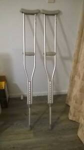 Crutches Size M Mount Coolum Maroochydore Area Preview