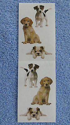 Mrs Grossman PRECIOUS PUPPIES, Photoessence - Stickers of Retired Photo Quality' - Photo Stickers