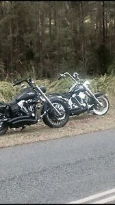 120 cube Harley Davidson softtail heritage Caboolture Caboolture Area Preview