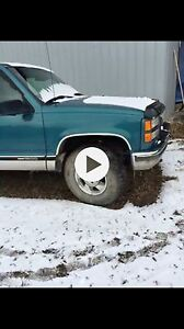 1997 GMC need too sell best offer takes it home