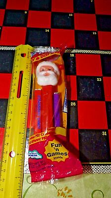 Santa Claus PEZ Dispenser new RARE - Sealed with candy free shipping