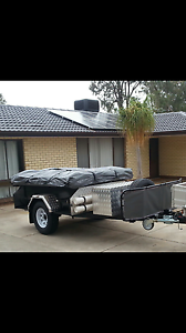 Camper trailer 2015 4x4 Happy Valley Morphett Vale Area Preview