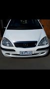 2003 Mercedes Benz A160 Maddingley Moorabool Area Preview