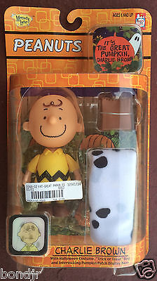 """IT'S THE GREAT PUMPKIN, CHARLIE BROWN"" Peanuts HALLOWEEN Toys by Playing Mantis - Simpsons Halloween Great Pumpkin"