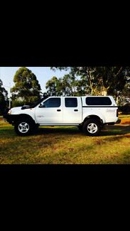 Nissan D22 ARB canopy  Stanthorpe Southern Downs Preview