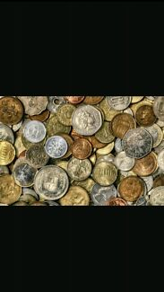 ! COINS ! WANTED !! WORL COINS !! SILVER COINS ! ANY COINS ! Dandenong North Greater Dandenong Preview
