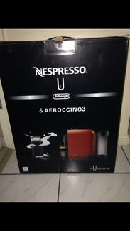 Nespresso U machine used few times only rrp $300 Tanah Merah Logan Area Preview