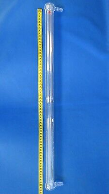 Ace Glass Chromatography Column Jacketed 600mm 11 Thred