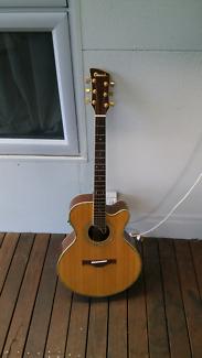Charvel acoustic