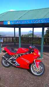 Ducati 750ss SUPERSPORT DESMO. SWAPS. Nambour Maroochydore Area Preview