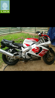 Stolen from me  yzf 750