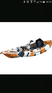 Dragon pro fisher kayak Clybucca Kempsey Area Preview
