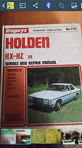 Holden hx hz workshop manual Thornlie Gosnells Area Preview