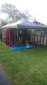 PRICE HAS BEEN REDUCED!Kids portable playground business for sale Lalor Whittlesea Area Preview