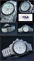 Uomo -cronografo Fila Orologio Particolare Design Buona Lettura 10bar -  - ebay.it