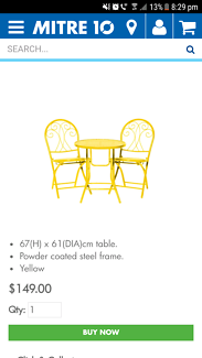 3 piece outdoor setting