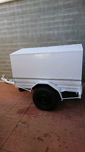 Luggage trailer box trailer Cairns North Cairns City Preview