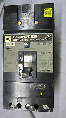Square D Fi36100 100 Amp 600 Volt 3 Pole Circuit Breaker Warranty