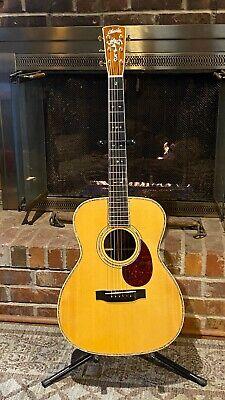 Blueridge BR-283A 000 **Excellent** Acoustic Guitar w/ Superior Hardshell Case