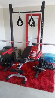Gym Weight Set