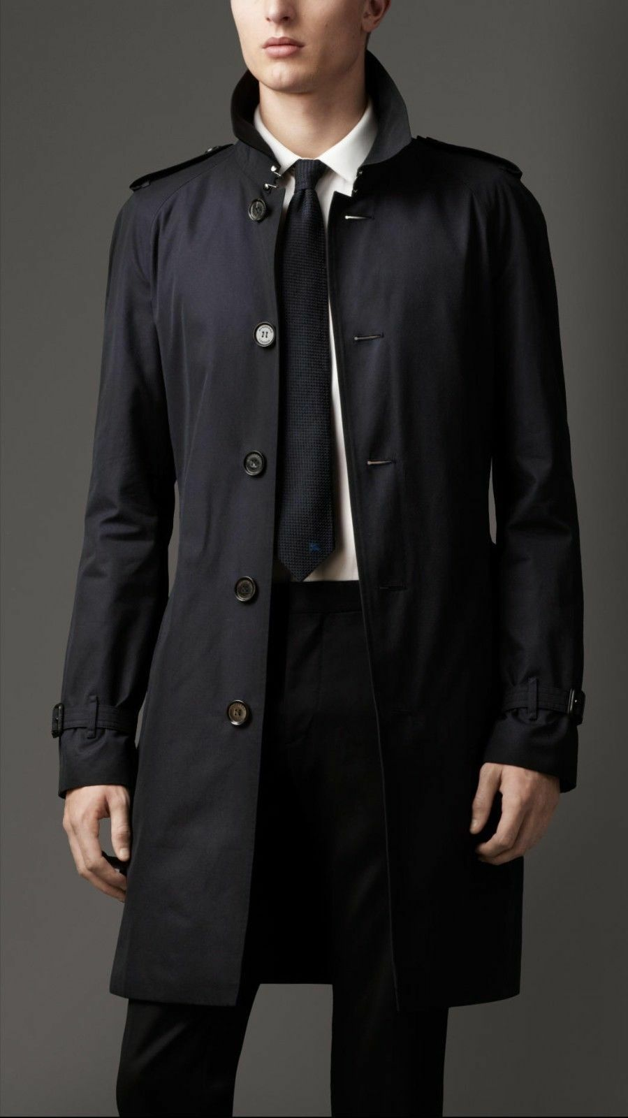 Top 10 Men's Trench Coats | eBay
